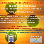 III MARATÓN DE TENIS ANDÉVALO OCCIDENTAL