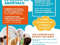 ESCUELA DE INGLÉS SAFE WALKING 2017-2018